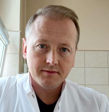dr n.med Dariusz Sokołowski